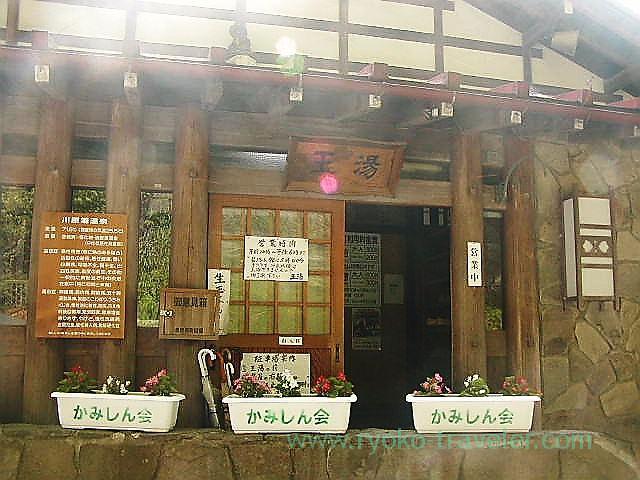 Appearance, Ohyu, Kawarayu onsen (Kusatu & kawarayu 2011)