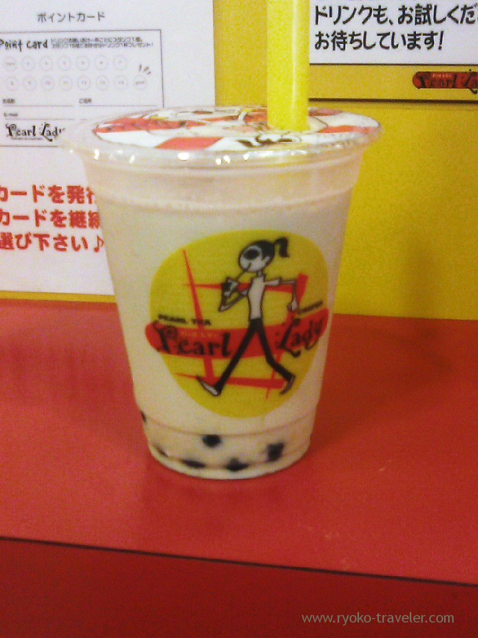 Coconuts tea, Pearl Lady Funabashi branch (Funabashi)