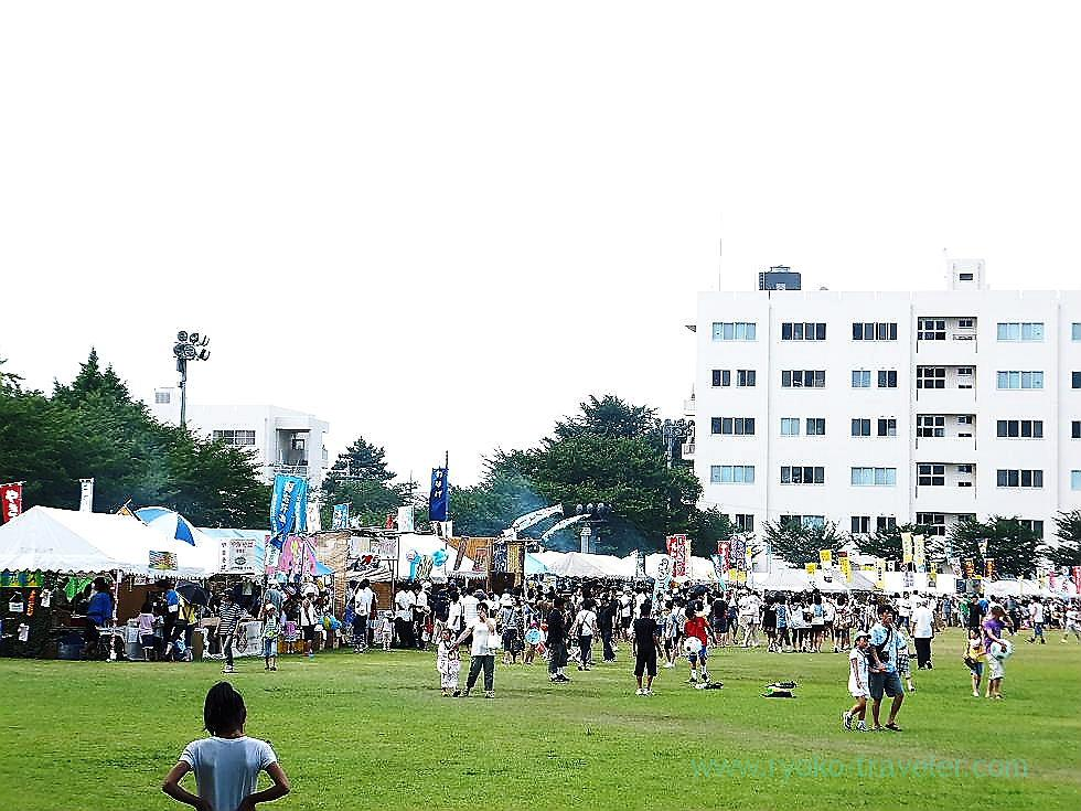 JGSDF Camp Narashino Summer Festival 2011 - 4, JGSDF Camp (Narashino)