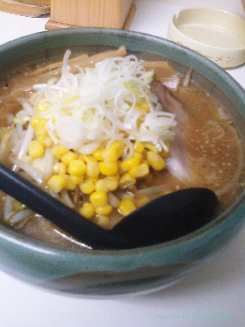 Miso ramen, Kotan (Daijingushita)