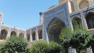 Uzbekistan 2011 Summer (11/11) : Last morning