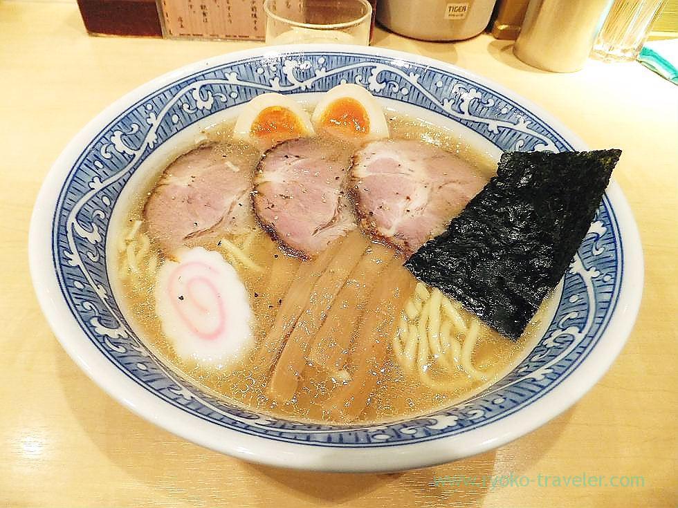 Special ramen, Aoba Funabashi Shapo branch (Funabashi)