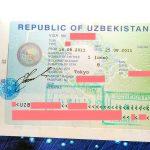 Visa for Uzbekistan