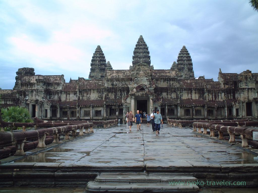 Angkor watt from free photos website