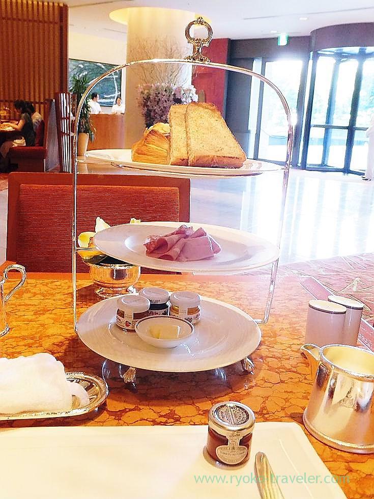 Breakfast, Peninsula Tokyo (Yurakucho)