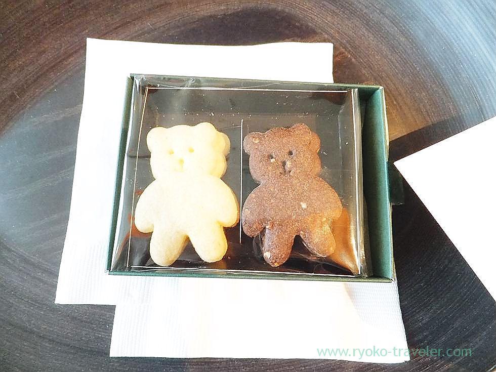 Cookies, Peninsula Tokyo (Yurakucho)