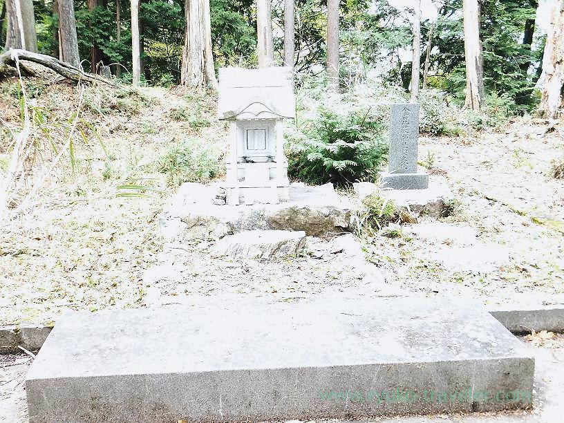 Konpira jinja shrine ruin (Naguri)
