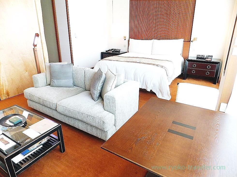 Living room 4, Peninsula Tokyo (Yurakucho)