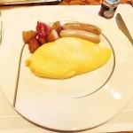 The Peninsula Tokyo (3/3) : Breakfast at Lobby