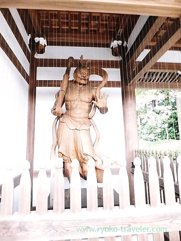 Agyo, Noninji temple (Hanno)