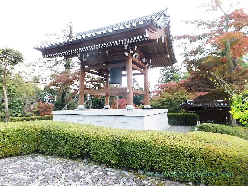 Bell tower, Noninji temple (Hanno)