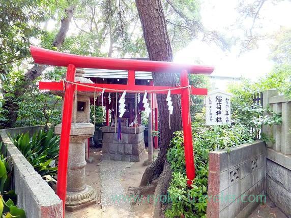 Inari Jinja Shrine, Towatari Jinja shrine (Shin-Chiba)
