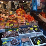 Tsukiji Market : Preparation for New year