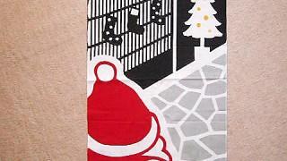 Tenugui : Merry Christmas / Kamawanu