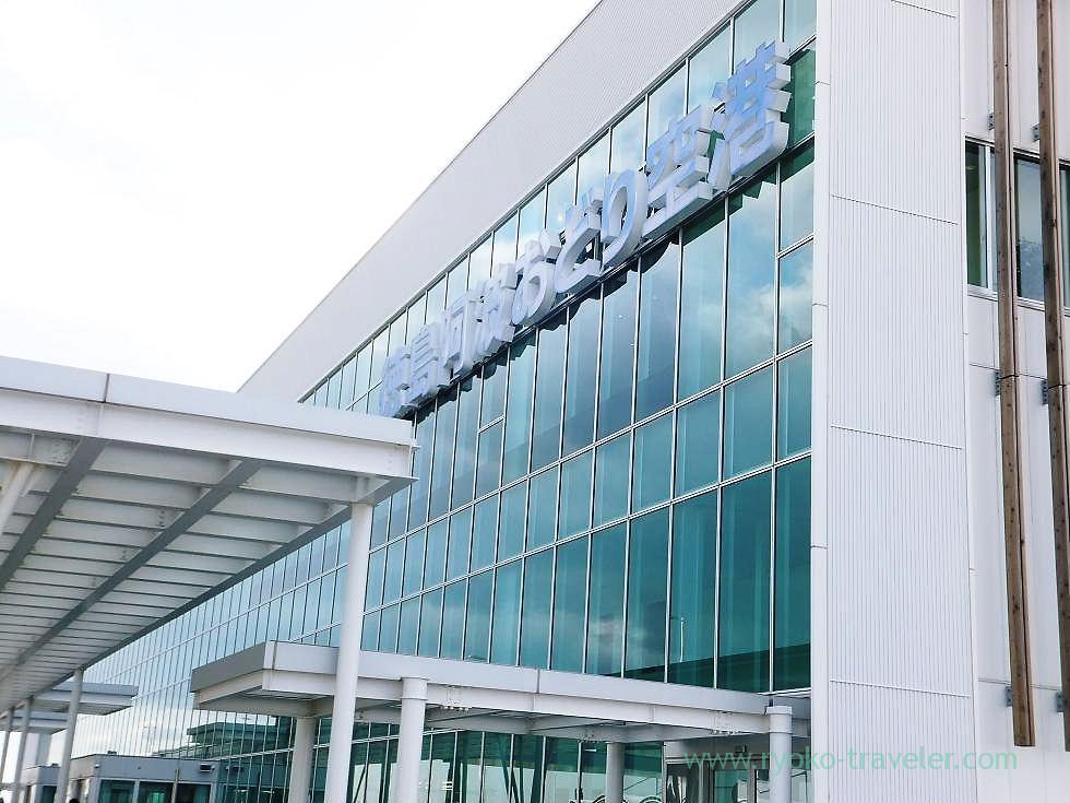 Awa odori airport (Tokushima & Kagawa 2011)