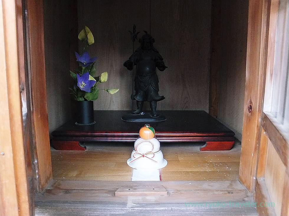 Bishamonten, saiko-ji, Narashino Shichifukujin (Yatsu)