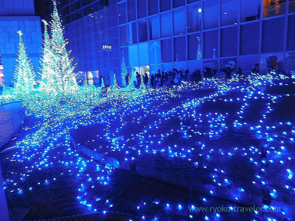 Illumination2, Caretta Shiodome(Shiodome)