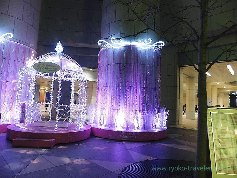 Illumination3, Caretta Shiodome(Shiodome)
