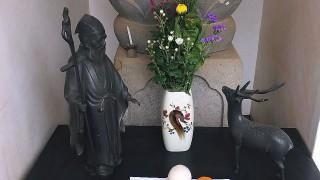 Visiting Narashino Shichifukujin 2012 (2/7) : Muryoji / Jyurojin