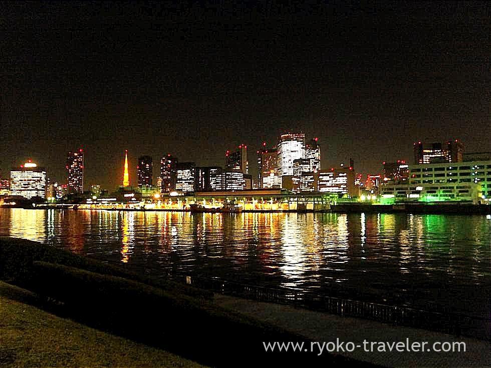 Lightup Tokyo Tower (Kachidoki)
