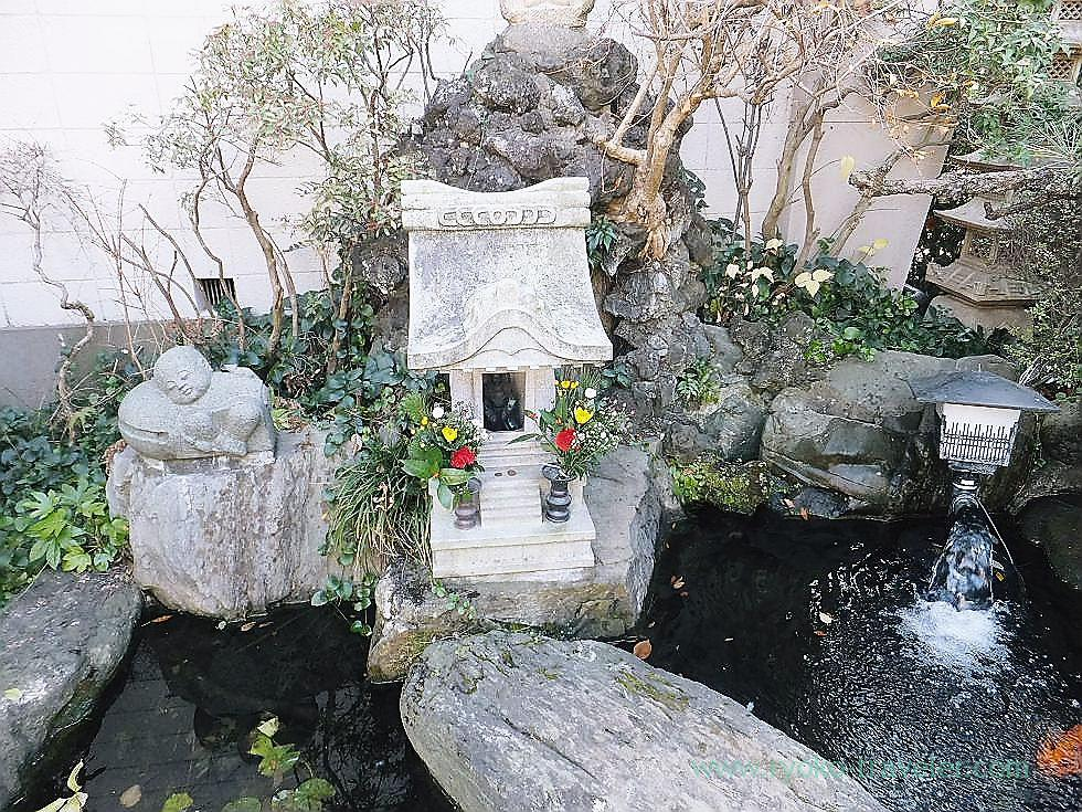 Object4, Yakushi-ji temple, Narashino Shichifukujin2012 (Keisei Okubo)