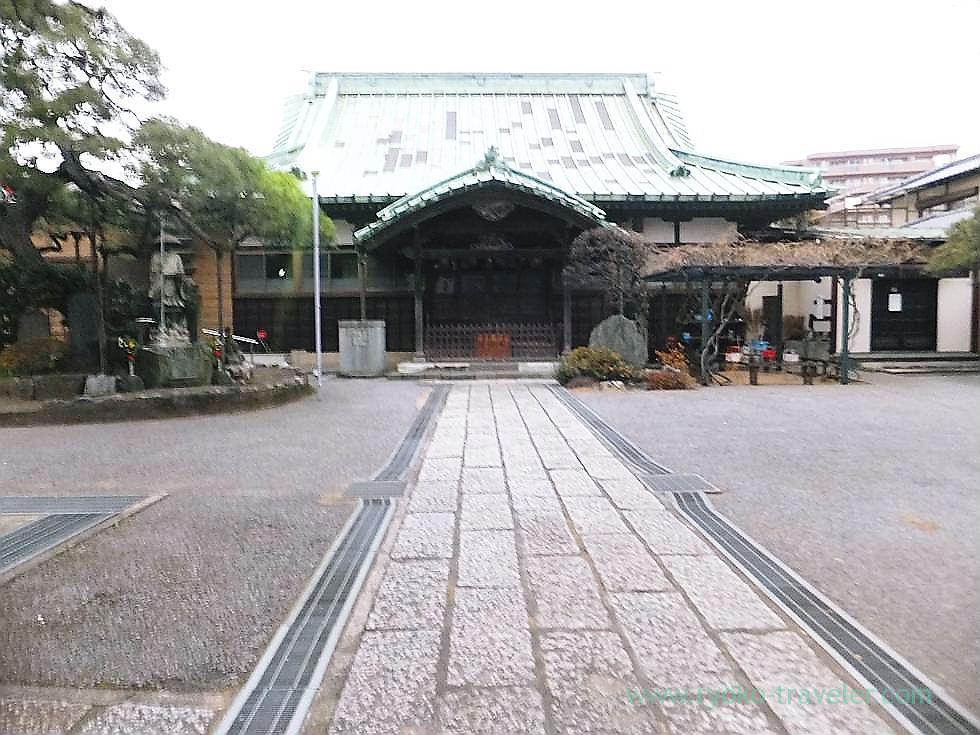 Promnade, Tozenji temple , Narashino Shichifukujin2012 (Tsudanuma)