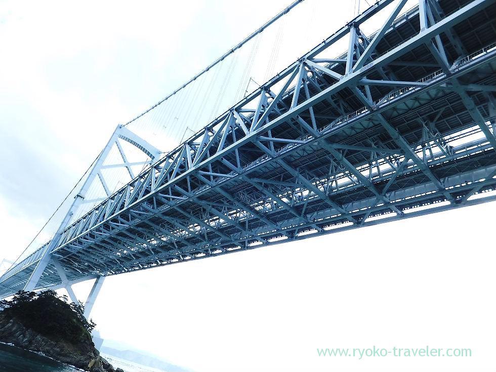 Under Onaruto bridge 1, Naruto (Kagawa & Tokushima 2011)