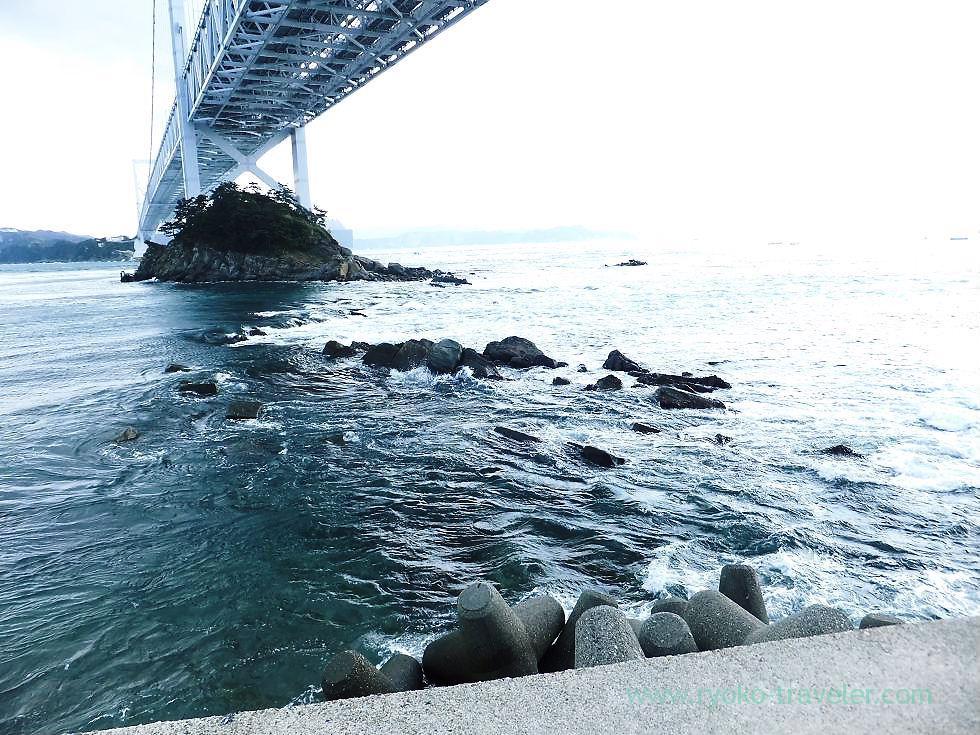 Under Onaruto bridge 2, Naruto (Kagawa & Tokushima 2011)