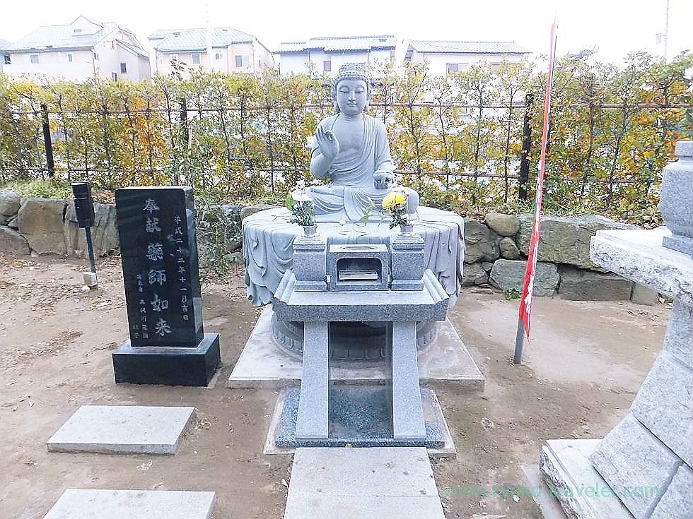 Yakushi Nyorai, Tofukuji temple , Narashino Shichifukujin2012 (Tsudanuma)