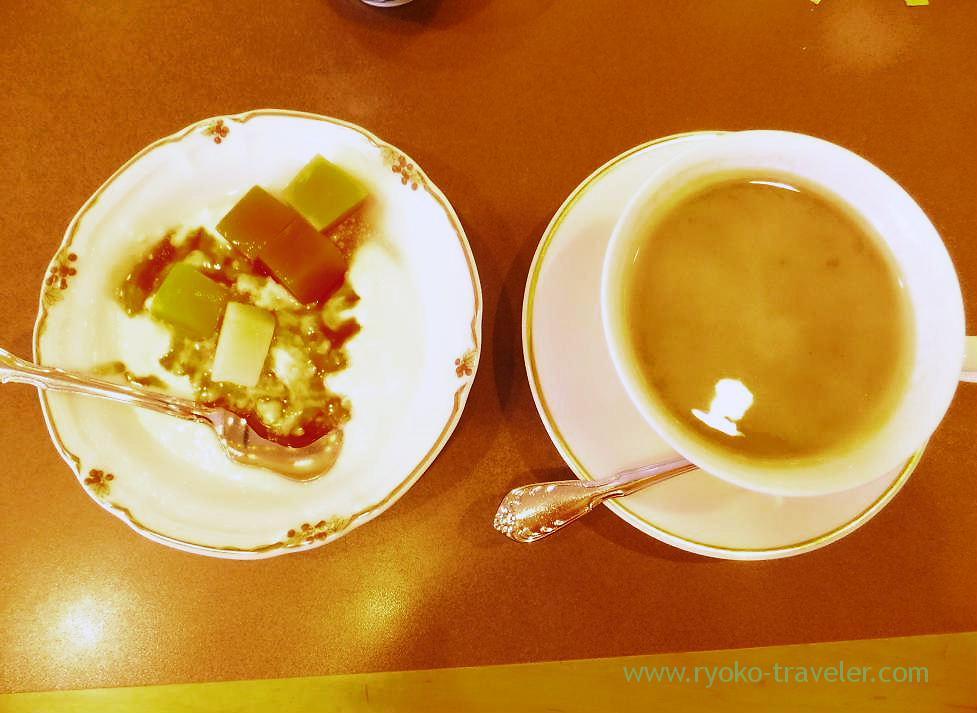 Breakfast 2, Tokushima Tokyu INN (Tokushima and kagawa 2011)