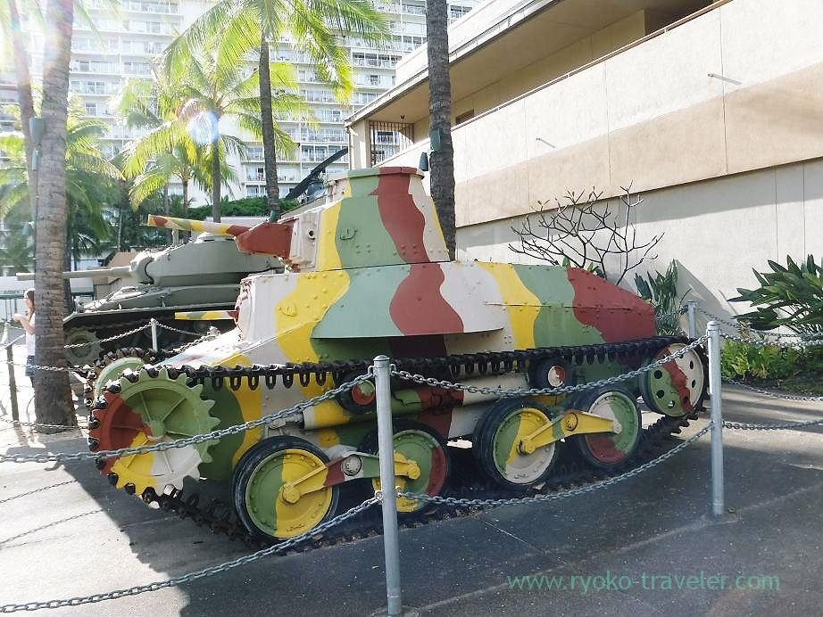 Exhibit 6-2, U.S.ARMY MUSEUM OF HAWAII, Honolulu(Honolulu 2012 winter)