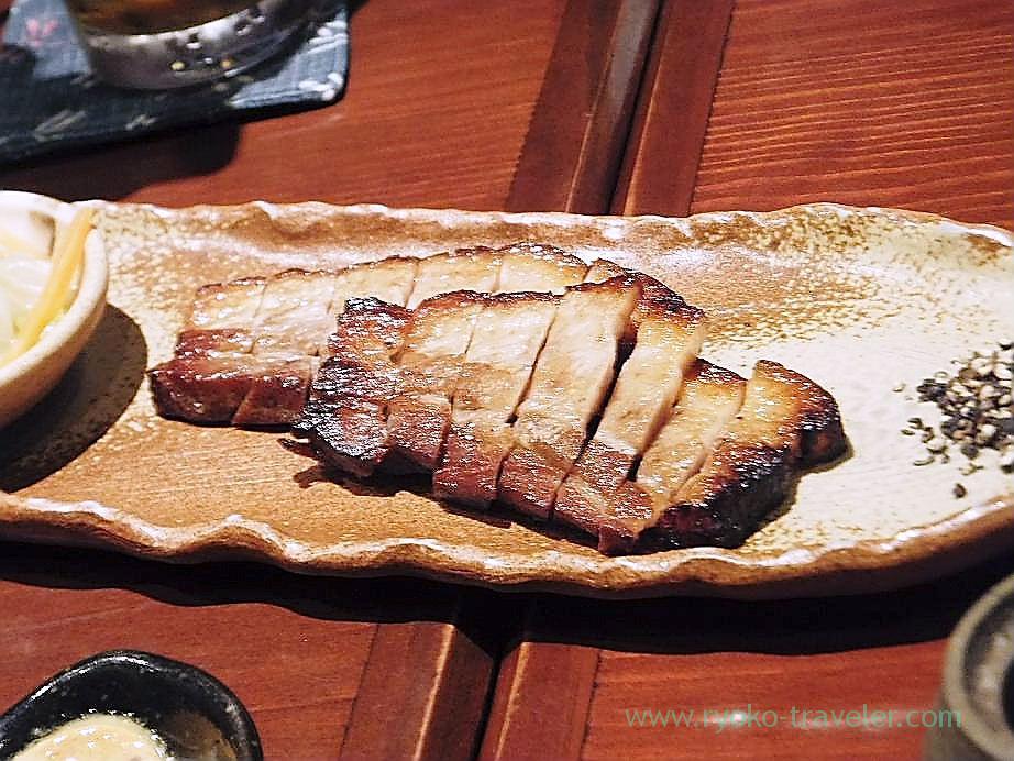 Yamadaya bacon, Yamadaya (Tsukiji)