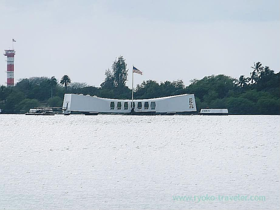 Exhibit 5, Pearl Harbor, Honolulu(Honolulu 2012 winter)