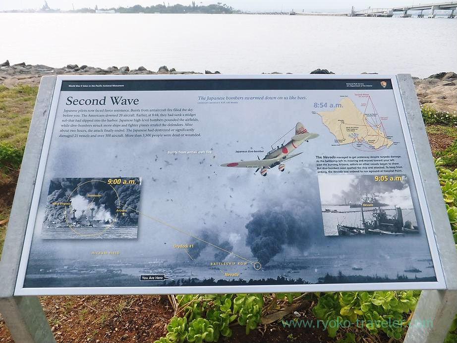 Exhibit 7, Pearl Harbor, Honolulu(Honolulu 2012 winter)