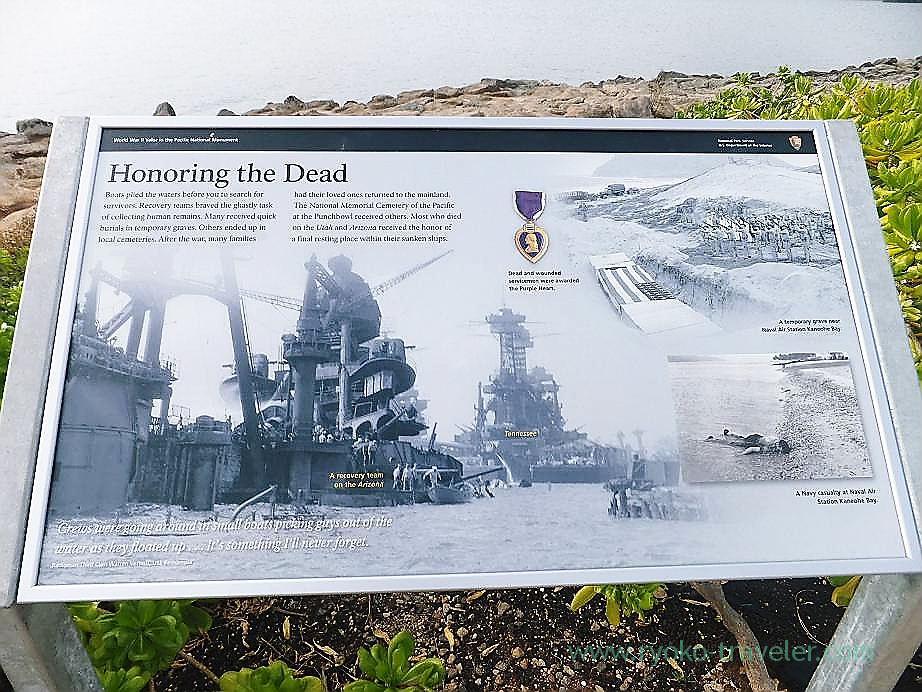 Exhibit 9, Pearl Harbor, Honolulu(Honolulu 2012 winter)