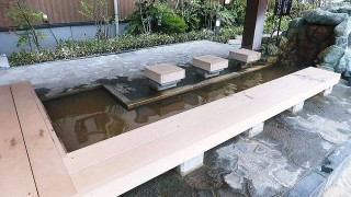 Takinoi : Natural onsen at Midorinoyu Takinoi branch