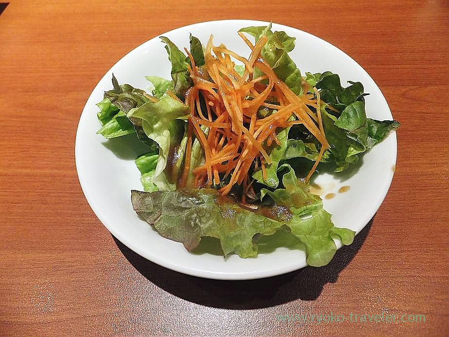 Salad, Trattoria la scarpetta (Ichigaya)
