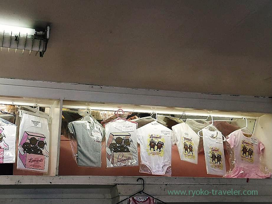 T-shirts, Lenard's,  Honolulu(Honolulu 2012 winter)