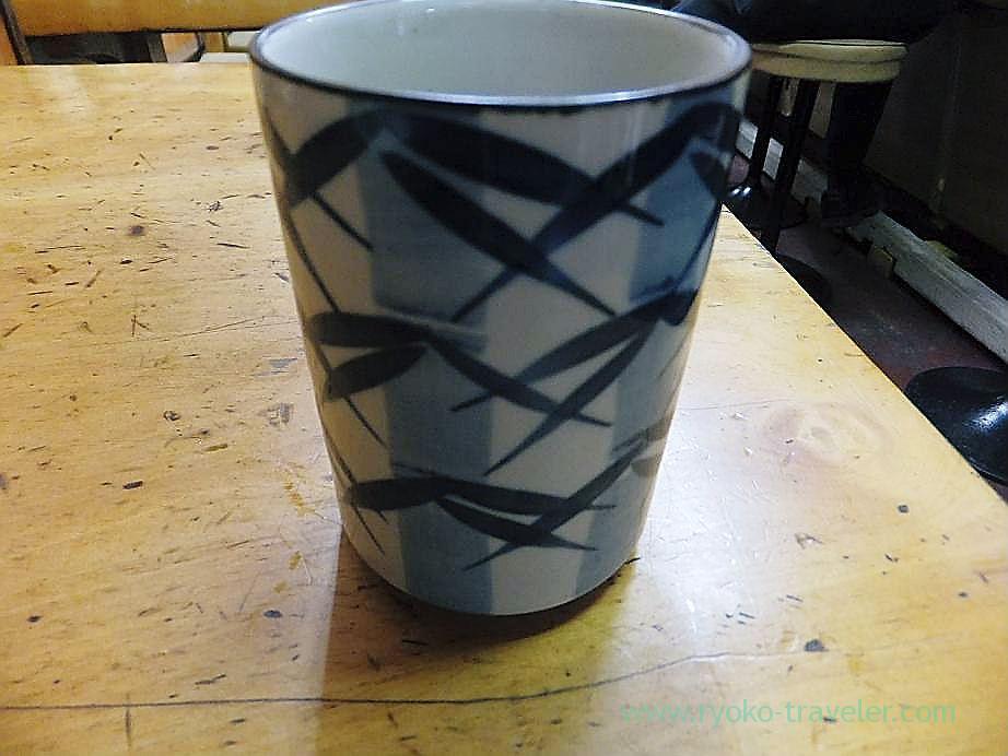 Tea cup, Odayasu (Tsukiji Market)
