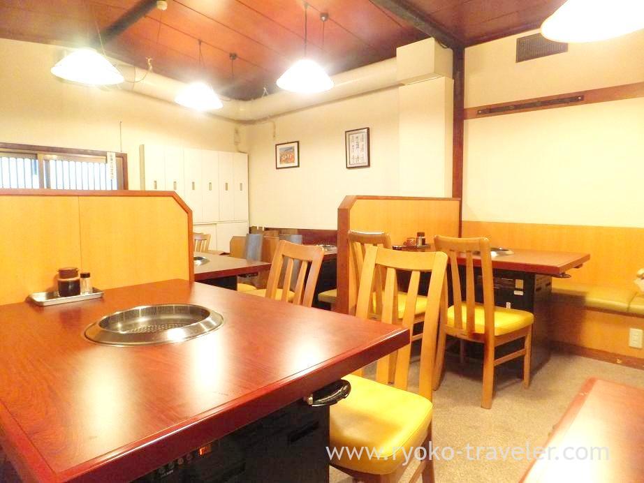 Interior, Seiryuen (Morishita)