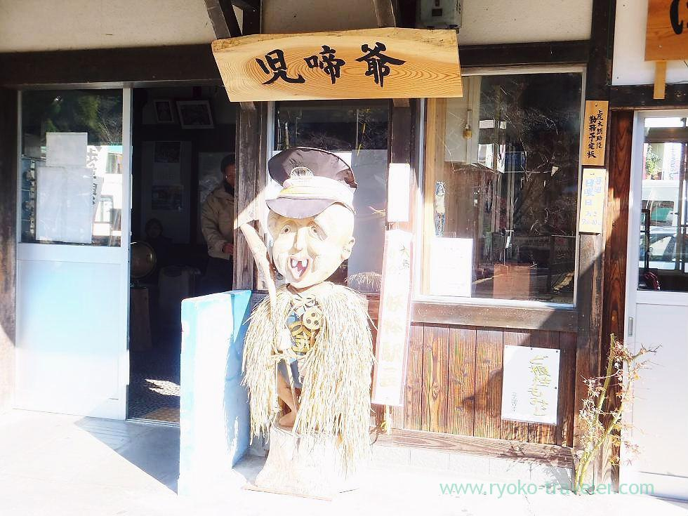Konaki jijii, Oboke station, Oboke (Kagawa & Tokushima 2011)