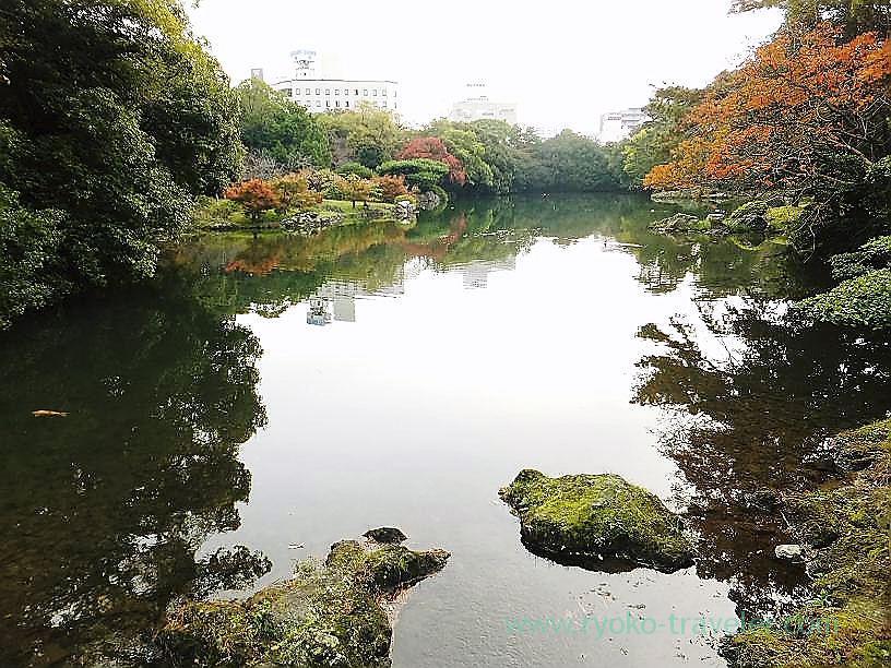 Ritsurin garden12, Ritsurin garden, Takamatsu (Kagawa & Tokushima 2011)