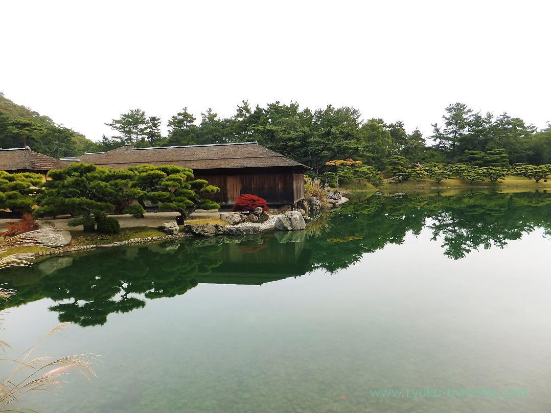 Ritsurin garden16, Ritsurin garden, Takamatsu (Kagawa & Tokushima 2011)
