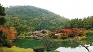 Tokushima and Kagawa 2011 (10) Ritsurin Garden