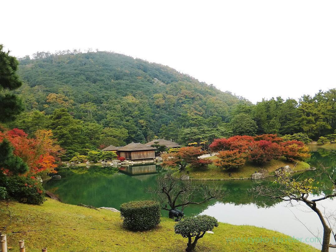 Ritsurin garden17, Ritsurin garden, Takamatsu (Kagawa & Tokushima 2011)