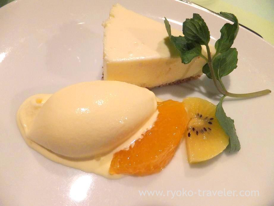 Dessert, Persil (Ginza)