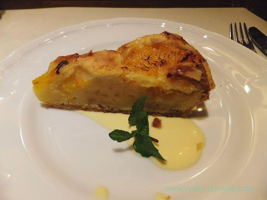 Sour cream torte of amanatsu, Sungari Shinjuku Nishiguchi (Shinjuku)
