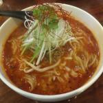 Tantanmen noodles :) (Minoridai)