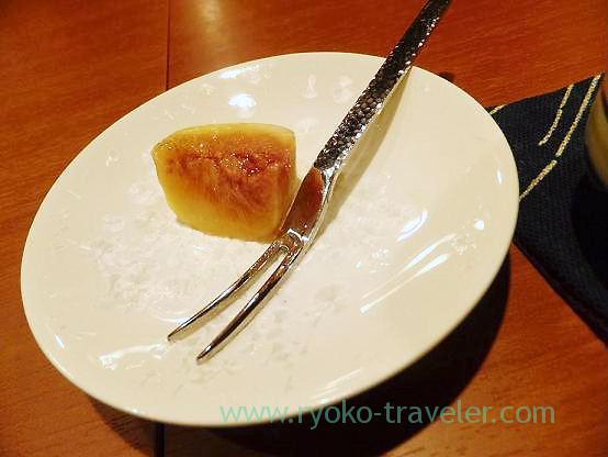 Fig, Chawanbu (Yotsuya-sanchome)
