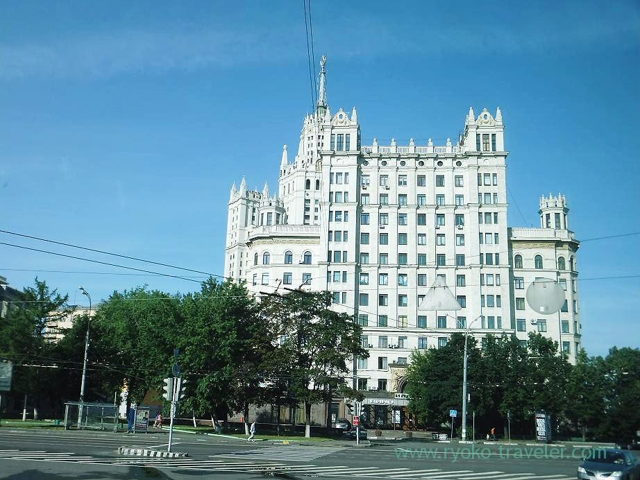 National apartment, Moscow (Russia 2012)